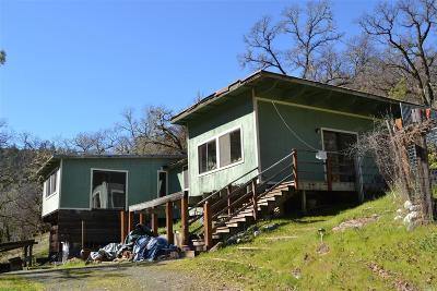 Ukiah CA Single Family Home For Sale: $575,000