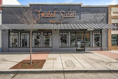 Lakeport Commercial For Sale: 350 North Main Street