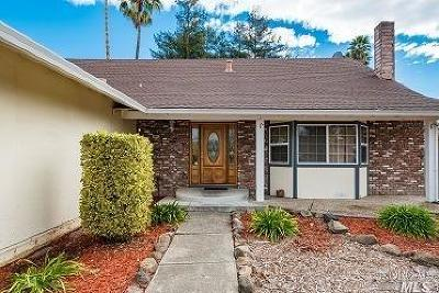 Rohnert Park Single Family Home For Sale: 5620 Country Club Drive