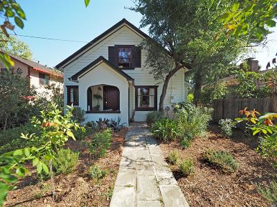 Sebastopol Single Family Home For Sale: 6943 Wallace Street