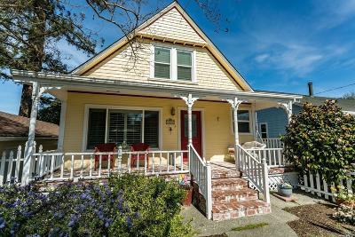 Petaluma Single Family Home For Sale: 304 West Street