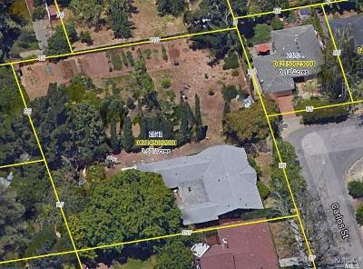 Napa Residential Lots & Land For Sale