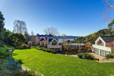 Marin County Single Family Home For Sale: 233 Round Hill Road