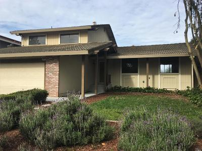 Rohnert Park Single Family Home For Sale: 678 Holly Avenue