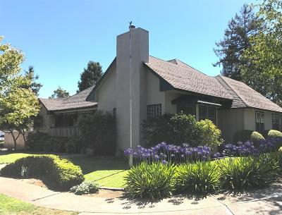 Napa Single Family Home For Sale: 2029 Lone Oak Avenue