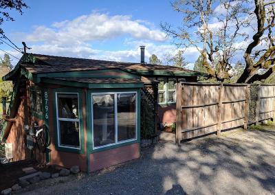 Sonoma County Single Family Home For Sale: 8796 Vila Road