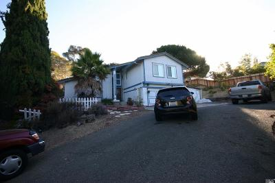 Vallejo Single Family Home For Sale: 100 Monica Place