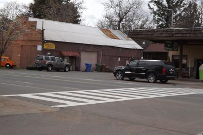 Lake County Commercial For Sale: 21187 Calistoga Road