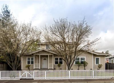 Petaluma Single Family Home For Sale: 1541 Casa Grande Road