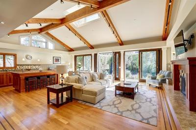 San Rafael Single Family Home For Sale: 51 Clorinda Avenue