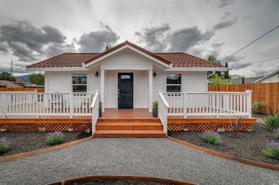 St. Helena Single Family Home For Sale: 1231 Mountain View Avenue