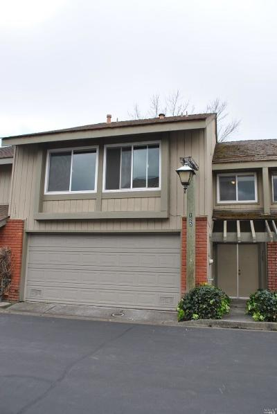 Santa Rosa CA Condo/Townhouse For Sale: $540,000