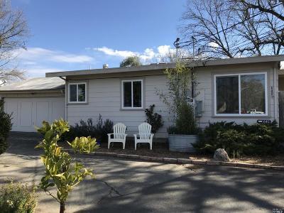Santa Rosa Multi Family 2-4 For Sale: 640 Metaxa Court