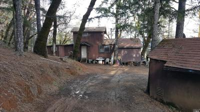 Willits Residential Lots & Land For Sale: 7150 Hearst Willits Road