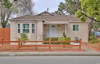 Novato Single Family Home For Sale: 773 Diablo Avenue