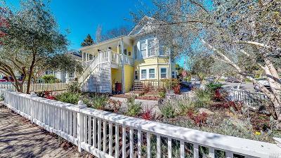 Sonoma County Multi Family 2-4 For Sale: 200 Bassett Street
