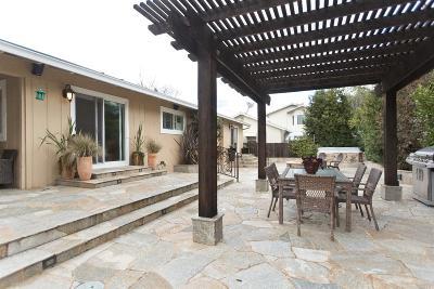Napa County Single Family Home For Sale: 1095 Pratt Avenue