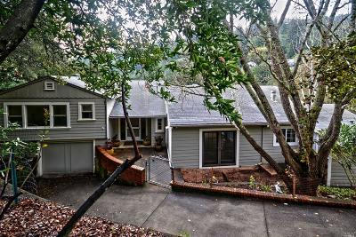 Marin County Single Family Home For Sale: 14 Bay Road