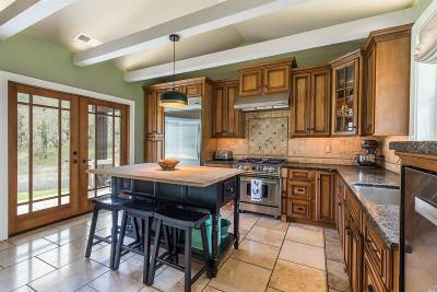 Napa Single Family Home For Sale: 5450 State Highway 128