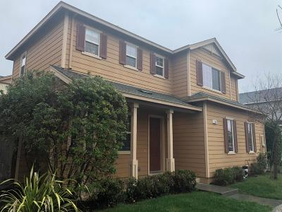 Sonoma County Rental For Rent: 2340 Sophia Drive