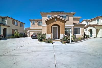 Vacaville Single Family Home For Sale: 783 Del Mar Circle