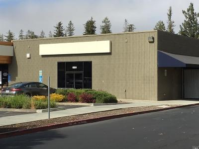 Lake County, Marin County, Mendocino County, Napa County, Sonoma County Commercial For Sale: 6591 Commerce Boulevard