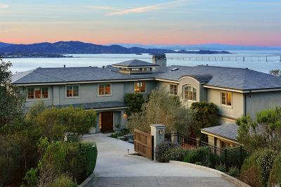 Tiburon Single Family Home For Sale