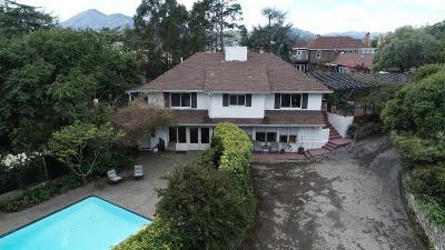 San Rafael Single Family Home For Sale: 59 Ridge Avenue