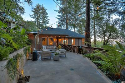 Corte Madera Single Family Home For Sale: 106 Summit Drive