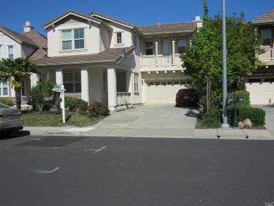 Vallejo Single Family Home For Sale: 7036 Alder Creek Road