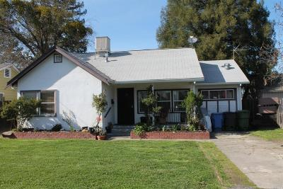 Ukiah Single Family Home For Sale: 180 Luce Avenue