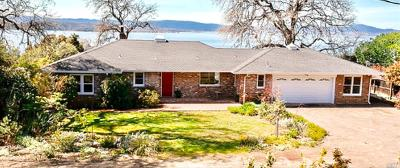 Kelseyville Single Family Home For Sale: 1605 Westlake Drive