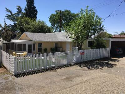 Nice Single Family Home For Sale: 3857 Dixie Avenue