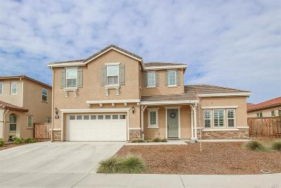 Vacaville Single Family Home For Sale: 5012 Turnbridge Court