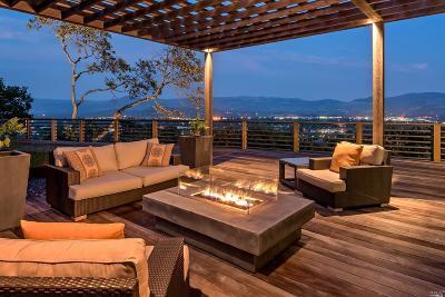 Napa Single Family Home For Sale: 3050 Old Sonoma Road