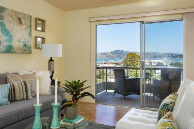 Sausalito Condo/Townhouse For Sale: 103 Lower Anchorage Road