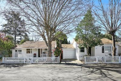 Sonoma Multi Family 2-4 For Sale: 172 Northside Avenue