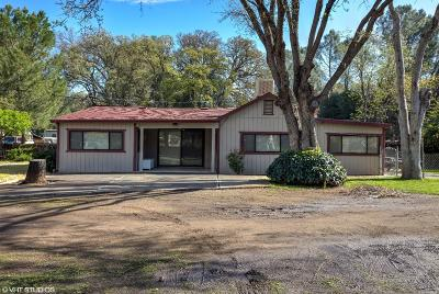 Clearlake Single Family Home For Sale: 5779 Crawford Avenue