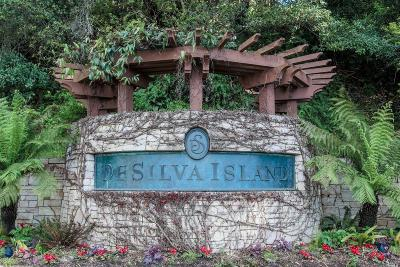 Mill Valley Condo/Townhouse For Sale: 46 De Silva Island Drive