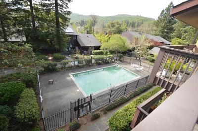 Santa Rosa Condo/Townhouse For Sale: 300 Los Alamos Road #302