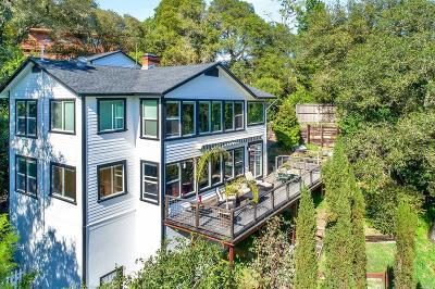 Healdsburg Single Family Home For Sale: 2190 Madrone Avenue