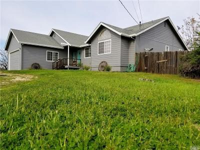 Lakeport Single Family Home For Sale: 40 Shirley Court