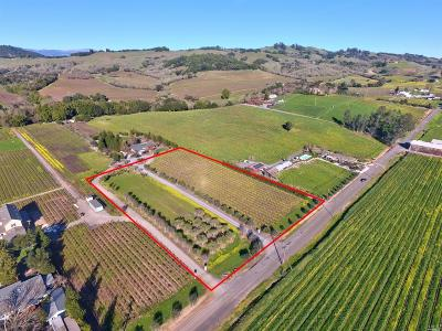 Rohnert Park Residential Lots & Land For Sale: Limerick Lane