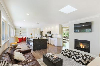 Healdsburg Single Family Home For Sale: 1795 Madrone Avenue