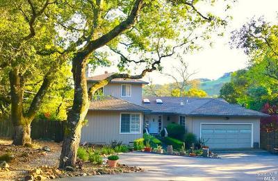 Sonoma Single Family Home For Sale: 18546 White Oak Drive