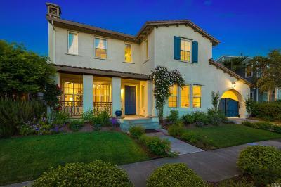 Sonoma Single Family Home For Sale: 1198 Ingram Drive