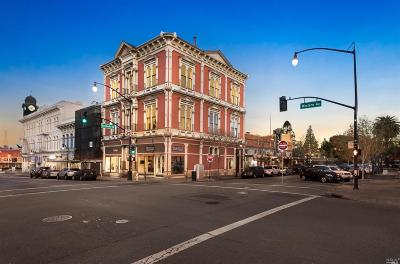 Sonoma County Commercial For Sale: 25 Western Avenue