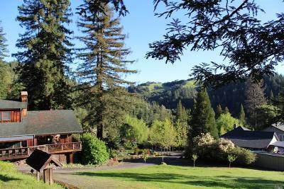 Healdsburg Farm & Ranch For Sale