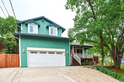 Hidden Valley Lake Single Family Home For Sale: 18920 North Shore Drive