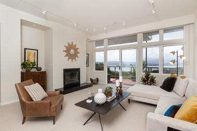 Tiburon Condo/Townhouse For Sale: 24 Red Hill Circle